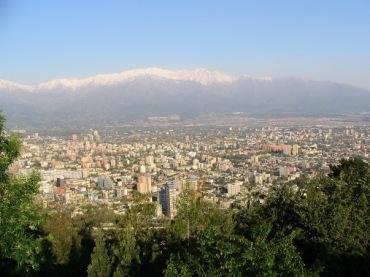 Santiago+de+Chile